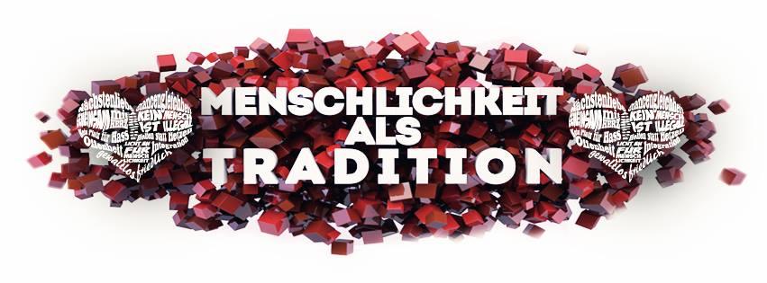Homepage des Vereins Menschlichkeit als Tradition e.V.